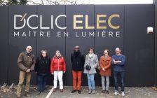 Journée «être apprenti.e aujourd'hui» pour des professeurs de collège – Visite de l'entreprise  D'Clic Elec